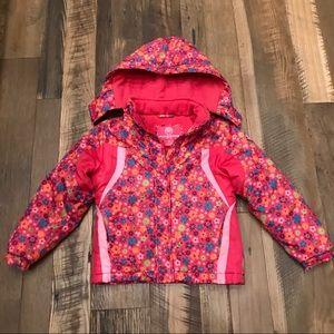 Weatherproof winter coat girl 6X